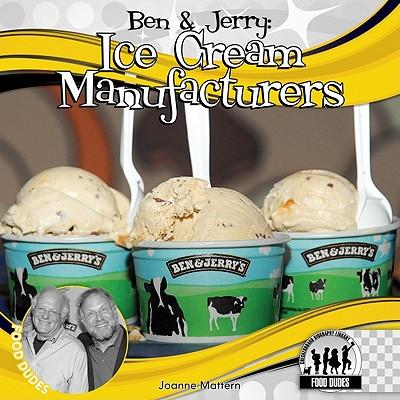 Ben & Jerry By Mattern, Joanne